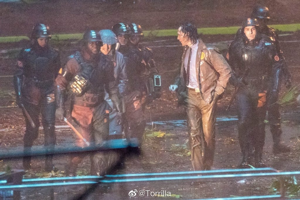 Tom Hiddleston Loki Disney+