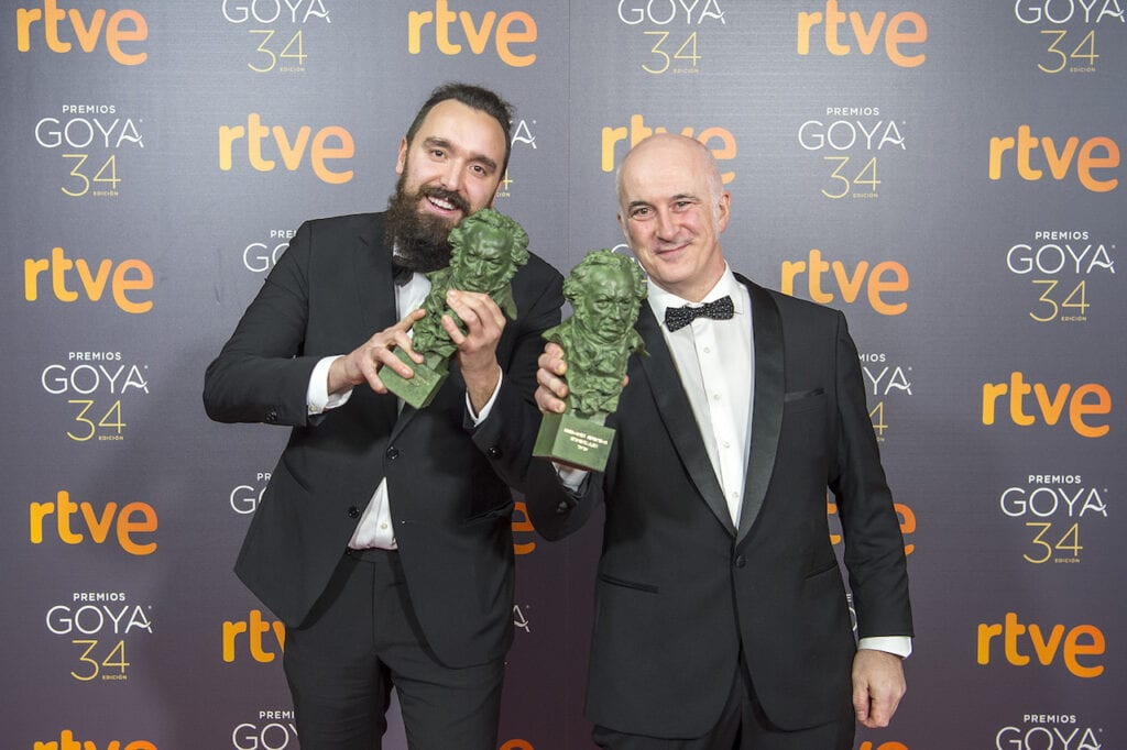 Premios Goya el hoyo
