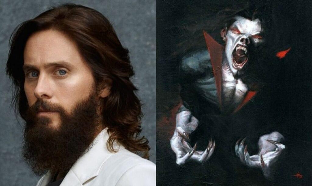 Morbius Marvel Jared Leto