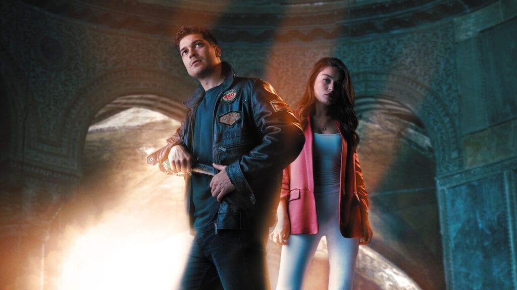 El Protector Temporada 3 Trailer Español Netflix