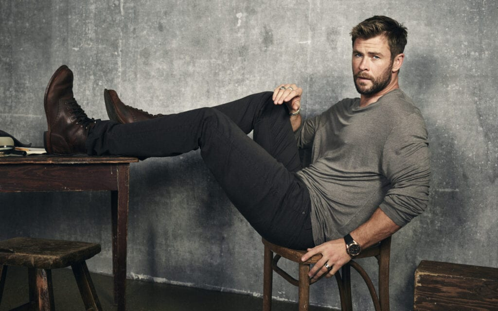 Chris Hemsworth DC DCEU