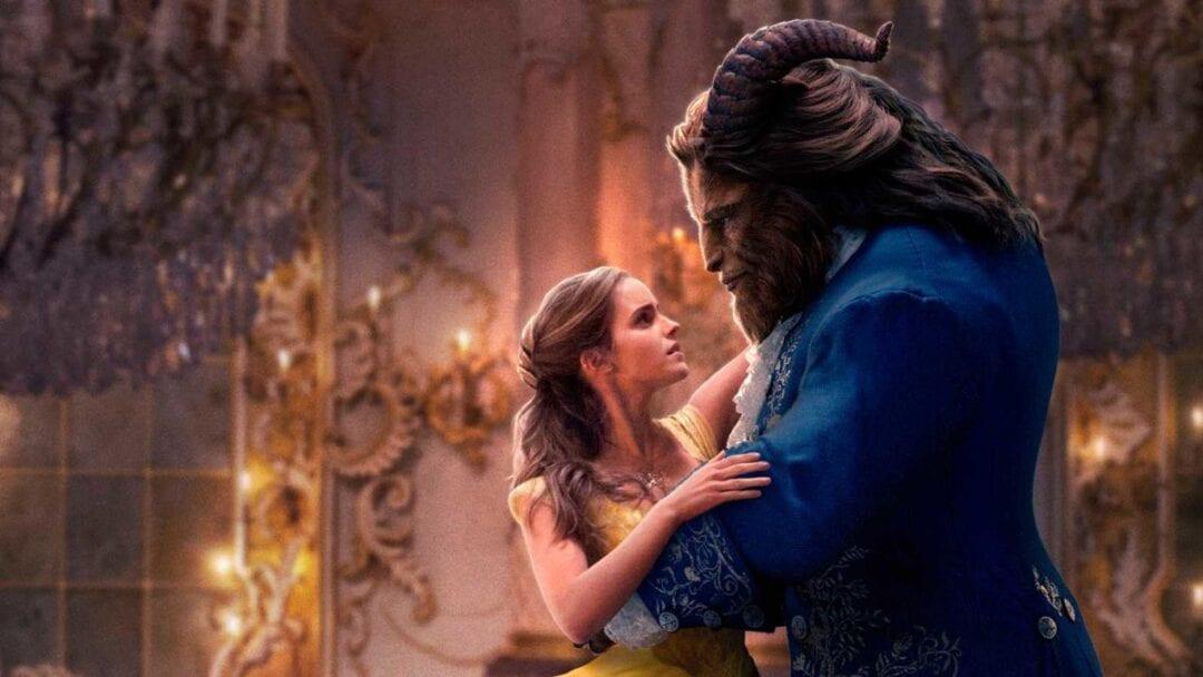 La Bella y la Bestia serie disney