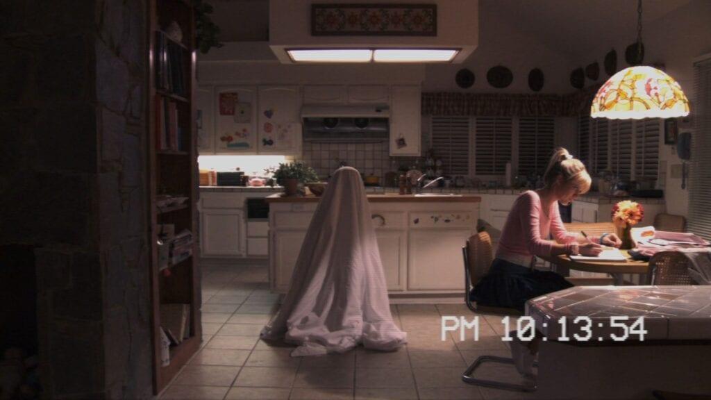 Actividad paranormal 7
