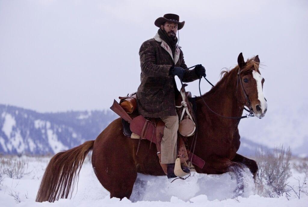 Django caballo Jamie foxx