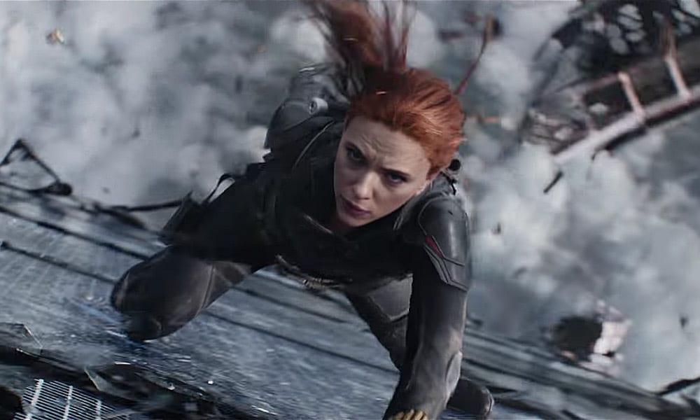 Scarlett Johansson black widow Florence Pugh