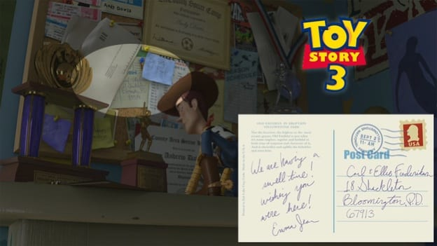 Up Toy Story 3