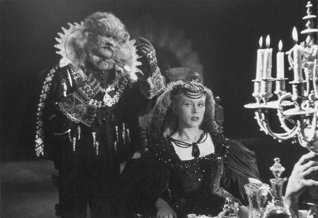 La Bella y la bestia 1946