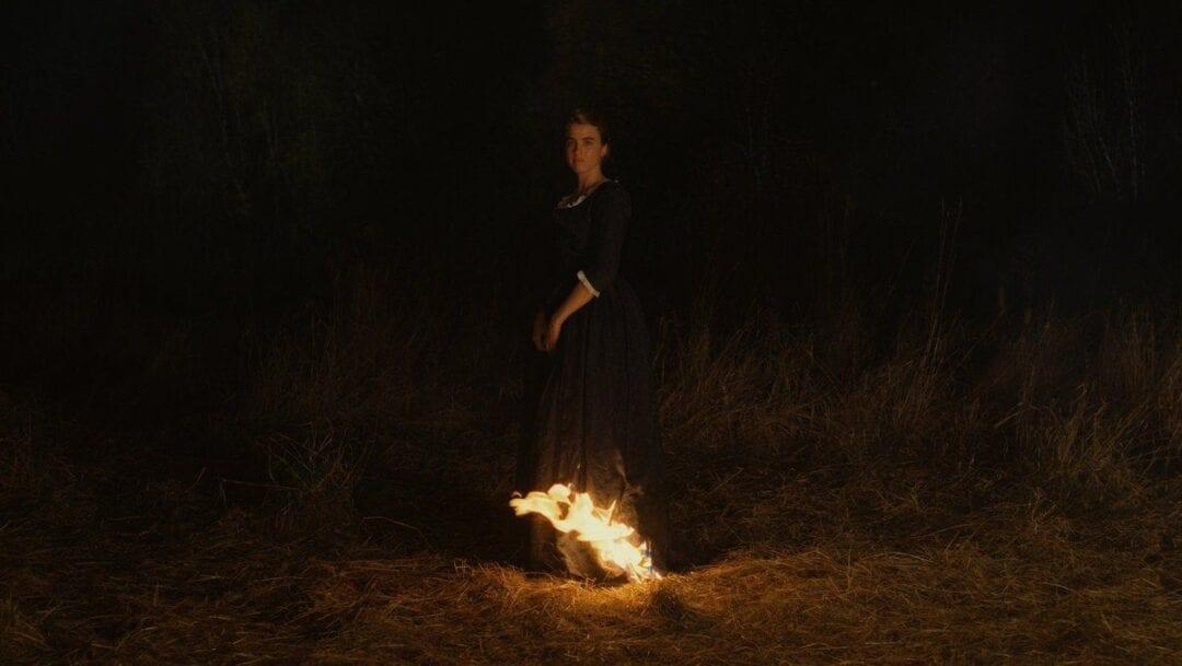 Retrato de una mujer en llamas crítica arg