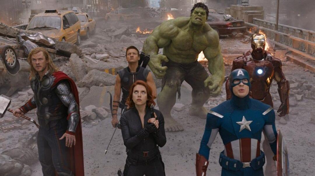 Avengers La era de ultron