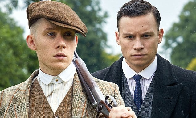 Peaky Blinders Finn Cole Joe Cole