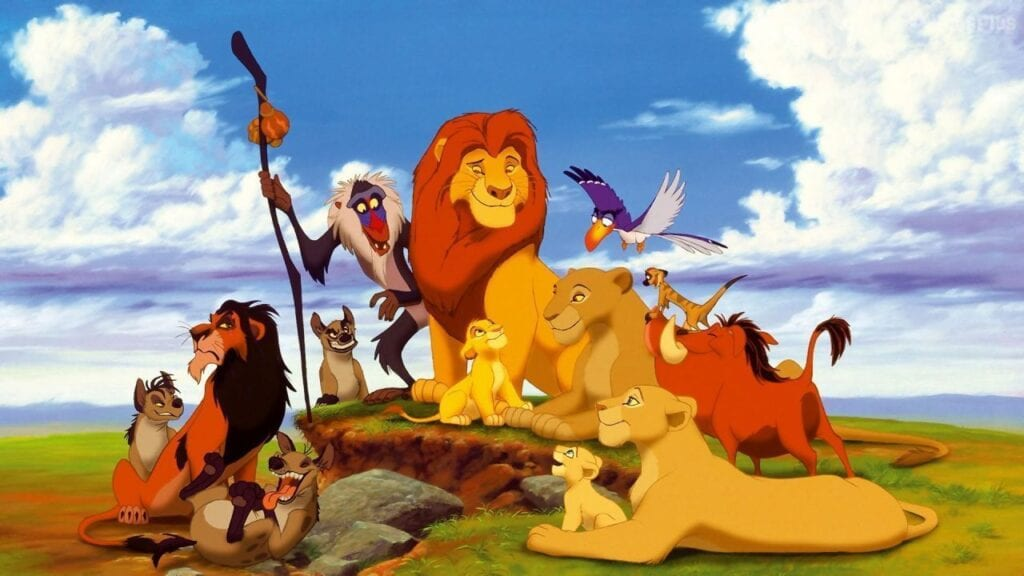 el rey leon