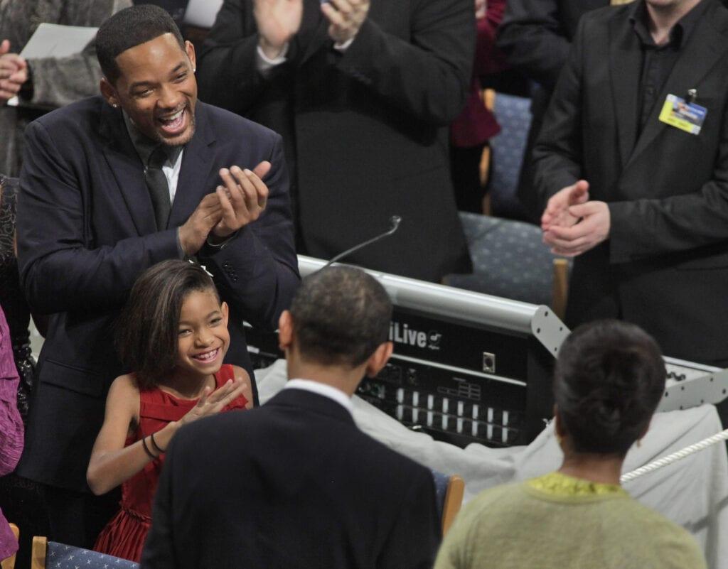 Will Smith Barack Obama