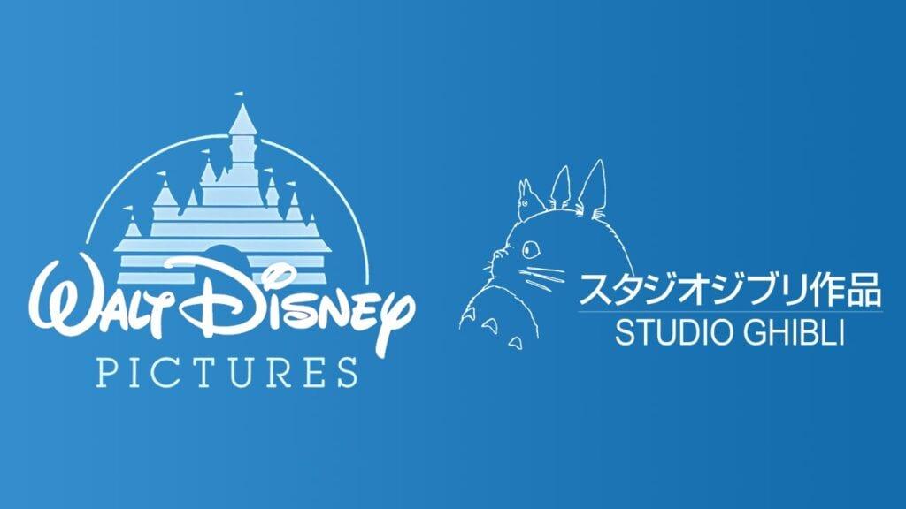 Studio Ghibli y Disney
