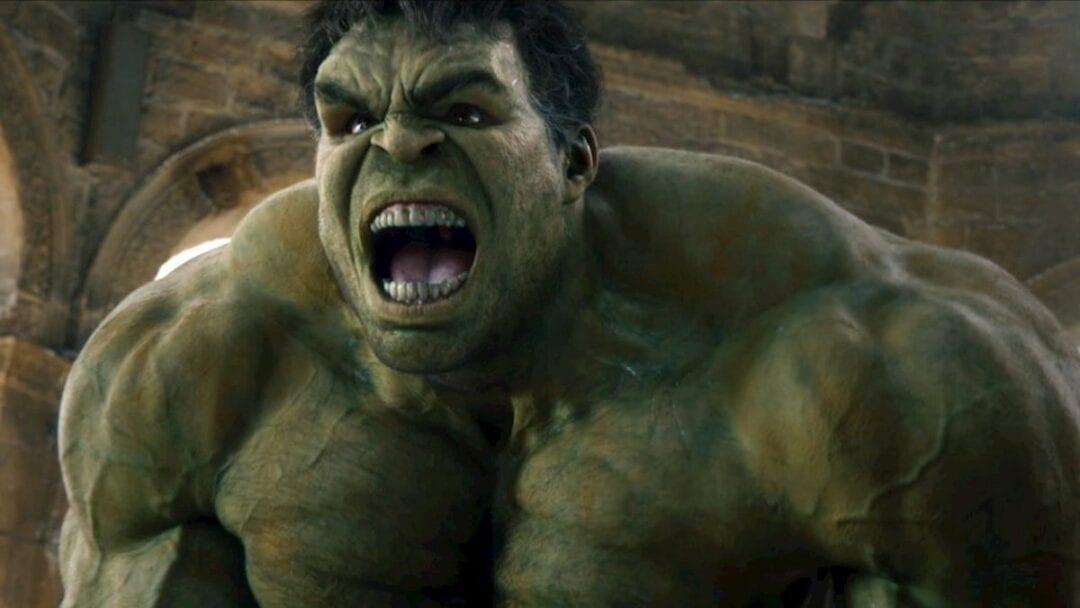 Mark Ruffalo Hulk Película