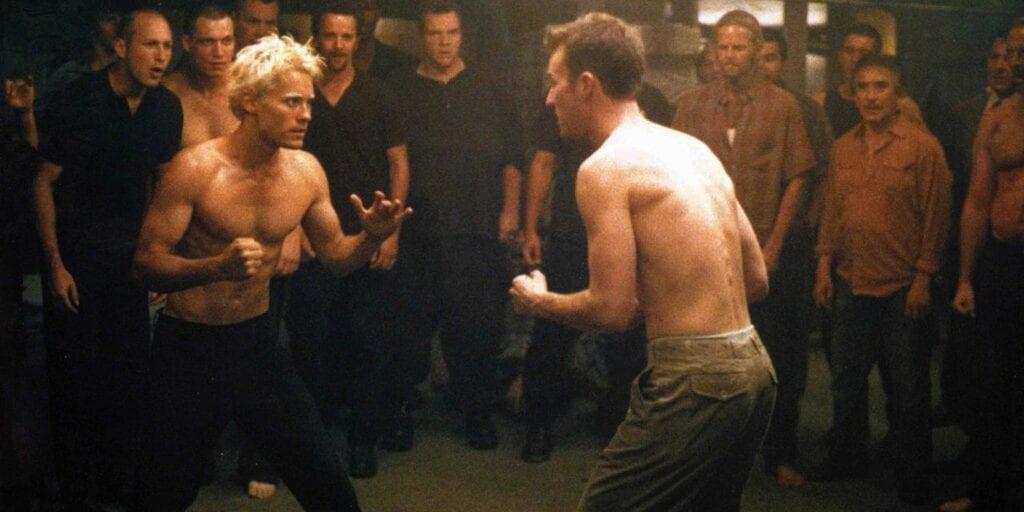 el club de la pelea fight club