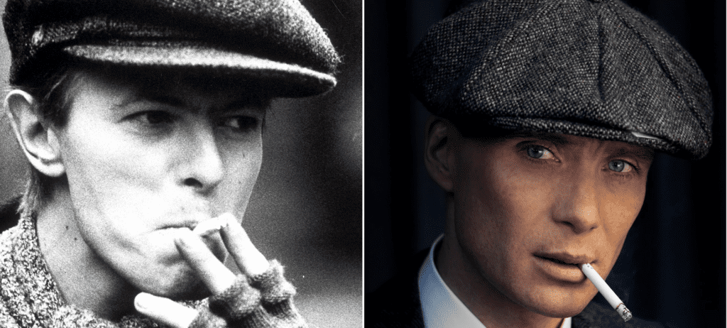 Peaky Blinders David Bowie