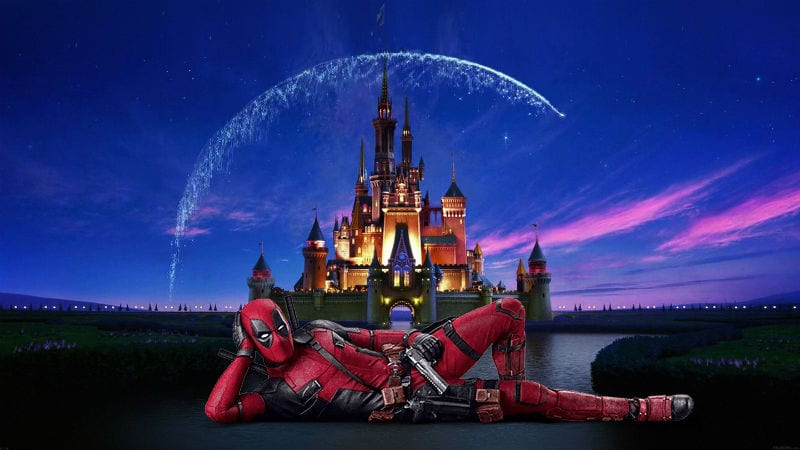 deadpool diseny