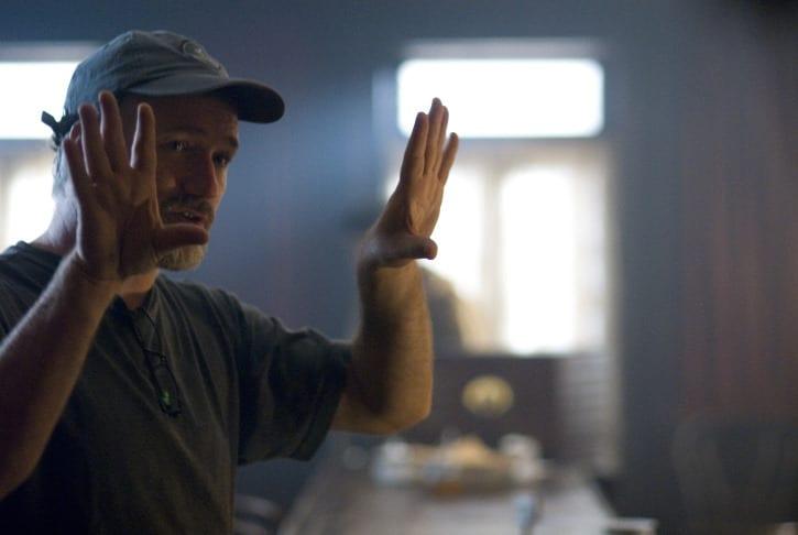 El Curioso Caso de Benjamin Button David Fincher