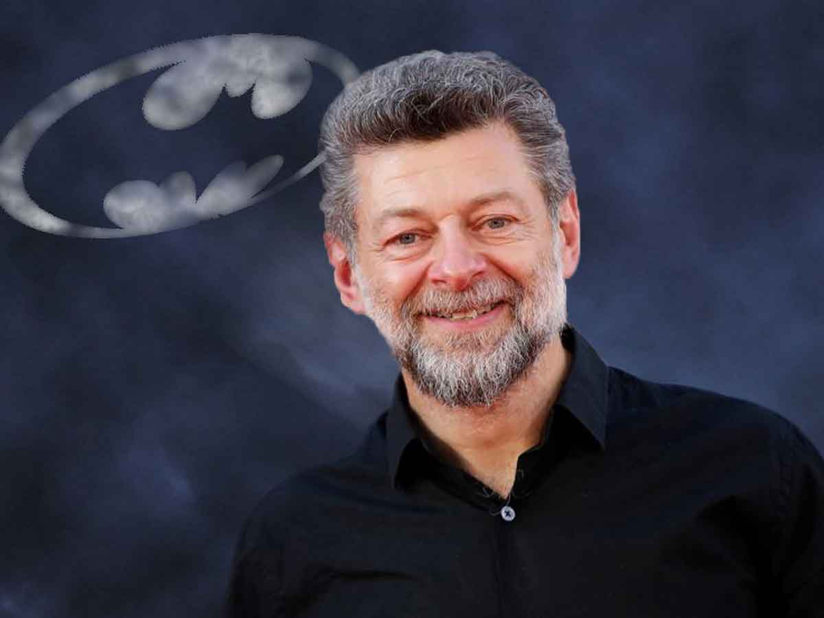 Andy Serkis The Batman