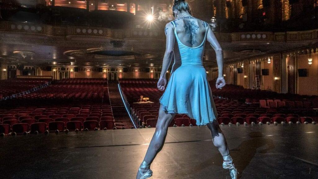 ballerina john wick