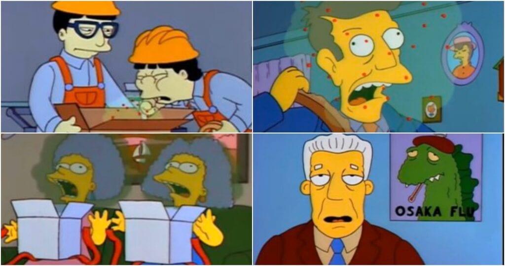 Marge En Cadenas