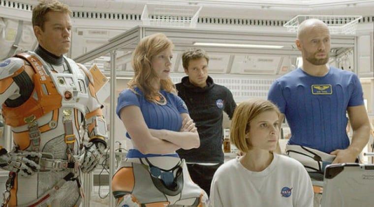 """""""The Martian"""" de Ridley Scott"""