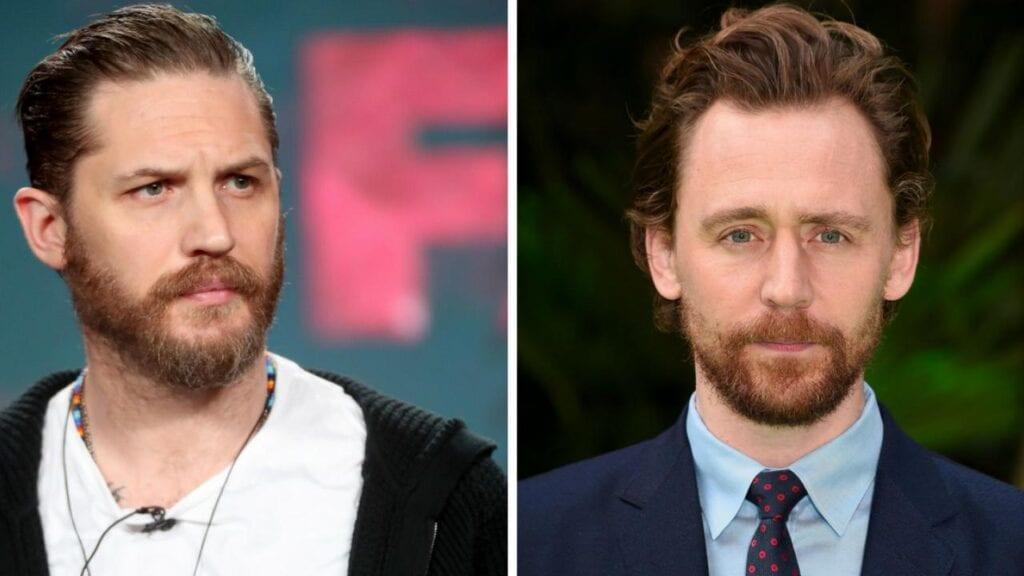 Tom Hardy Tom Hiddleston