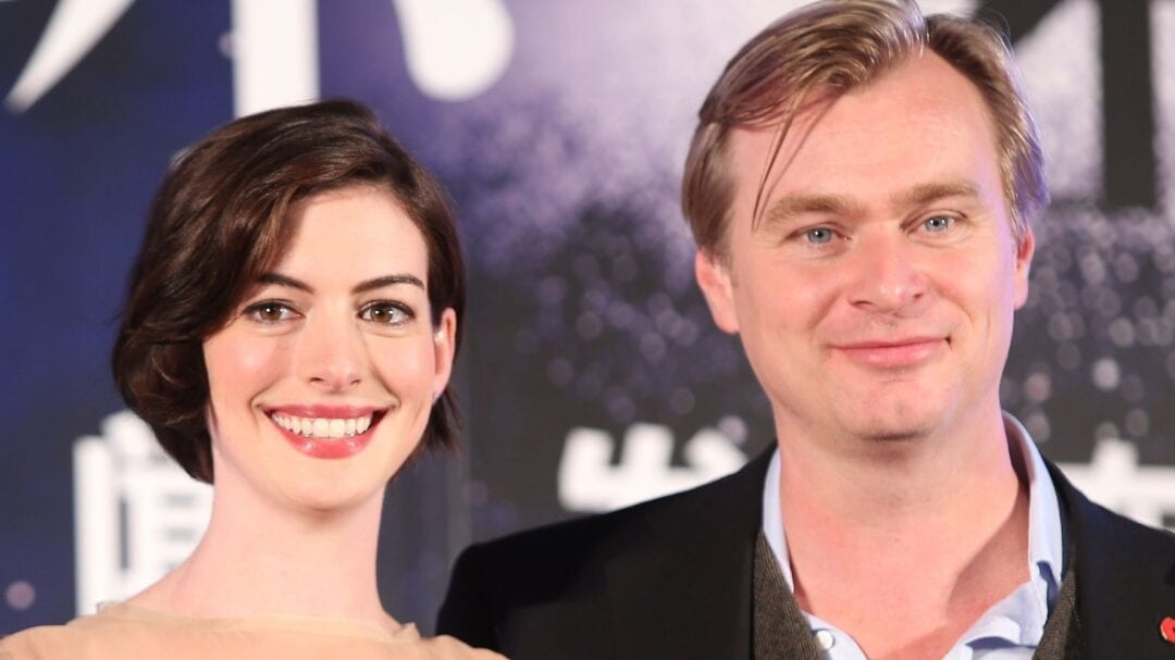 Anne Hathaway Christopher Nolan Tenet Batman
