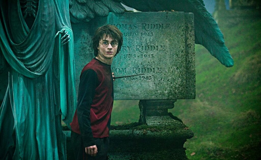 Daniel Radcliffe in Harry Potter and the Goblet of Fire (2005)
