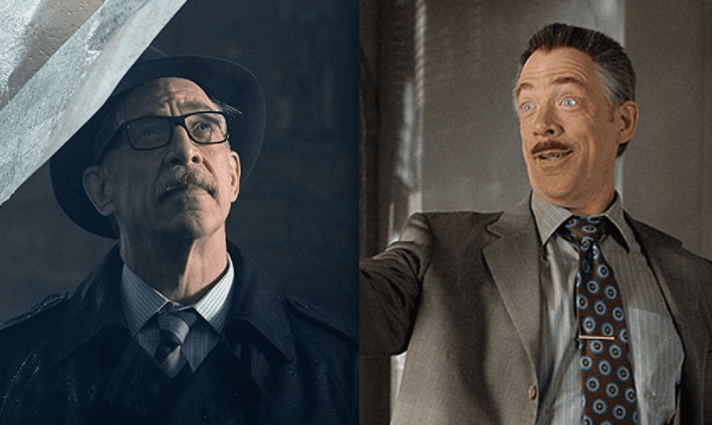 DC y Marvel:  jk simmons