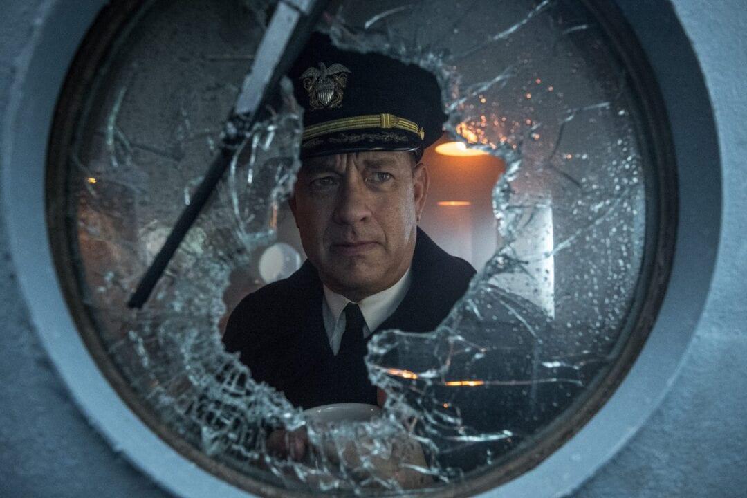 greyhound tom hanks Apple TV+ Star Trek