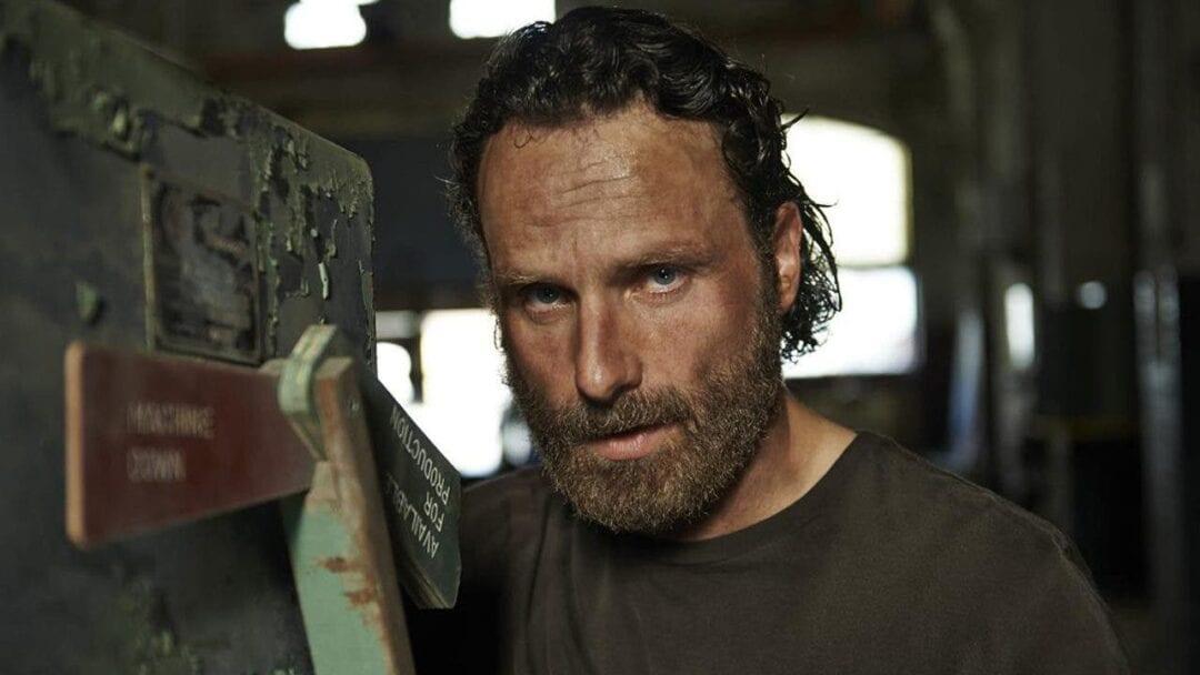 The Walking Dead Logan Rick Grimes Scott Gimple