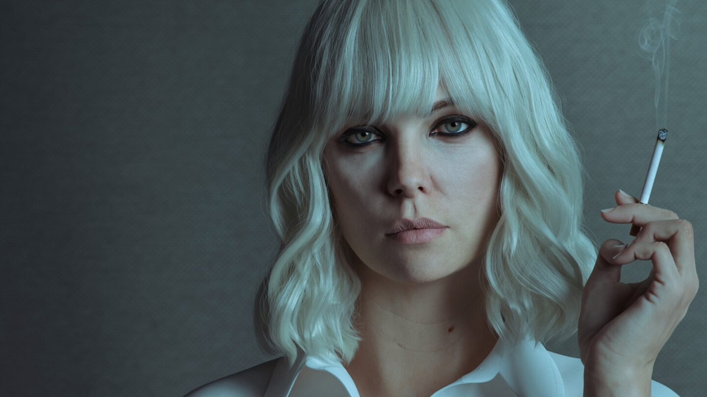 charlize theron atomica