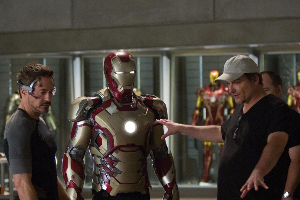 Iron Man 3 y Shane Black