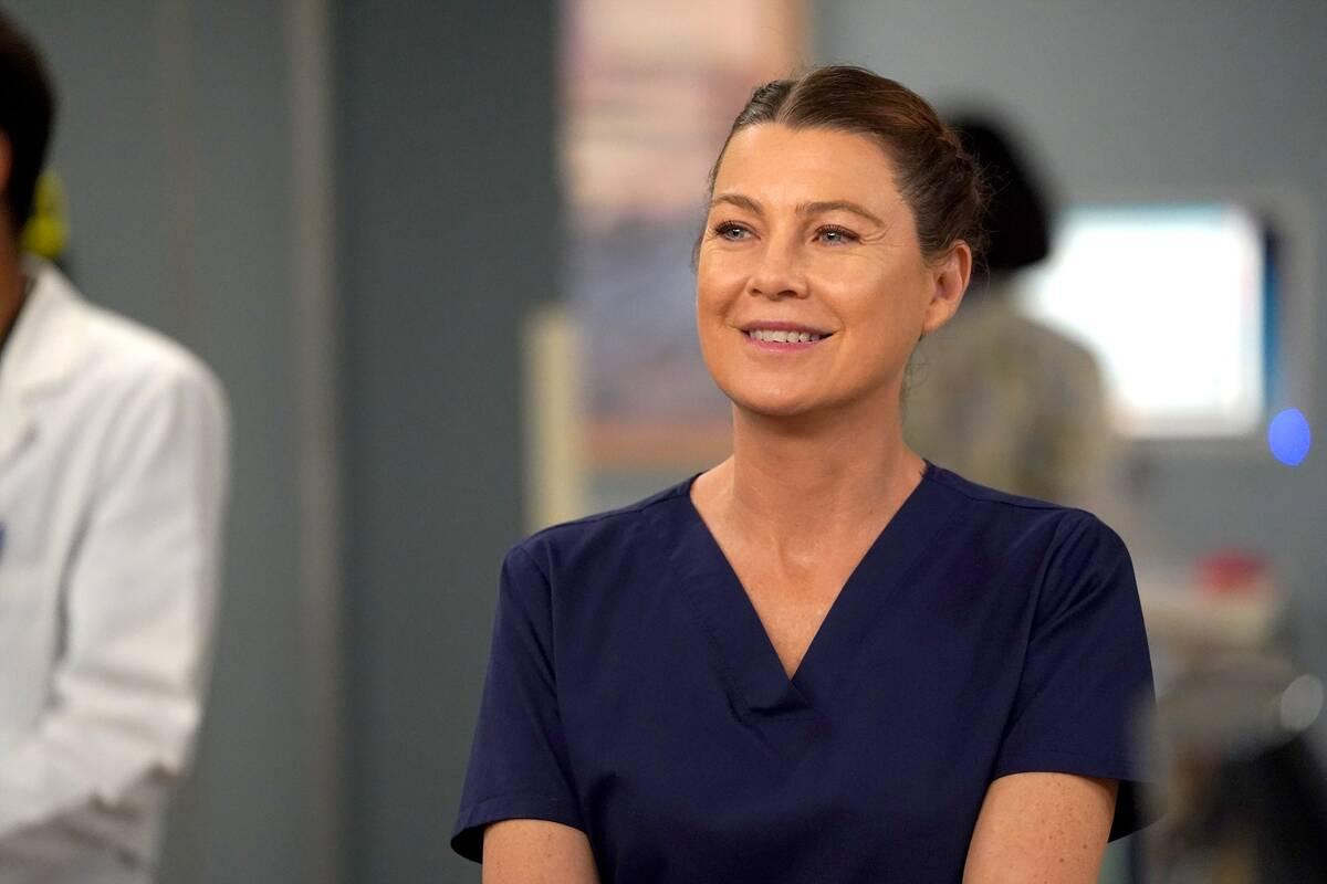 Ellen Pompeo Grey's Anatomy Final