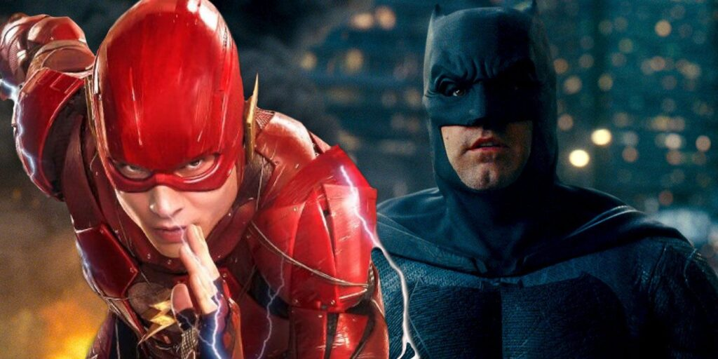 Flash y Batman