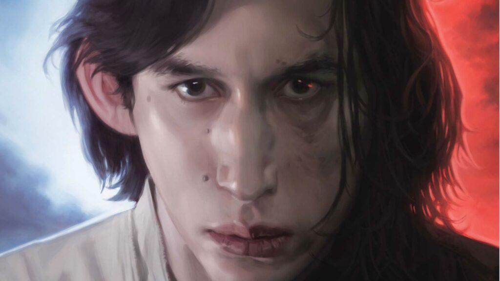 Ben Solo - Kylo Ren (Adam Driver)