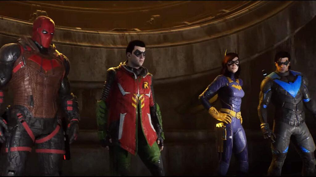 """Gotham Knights"""