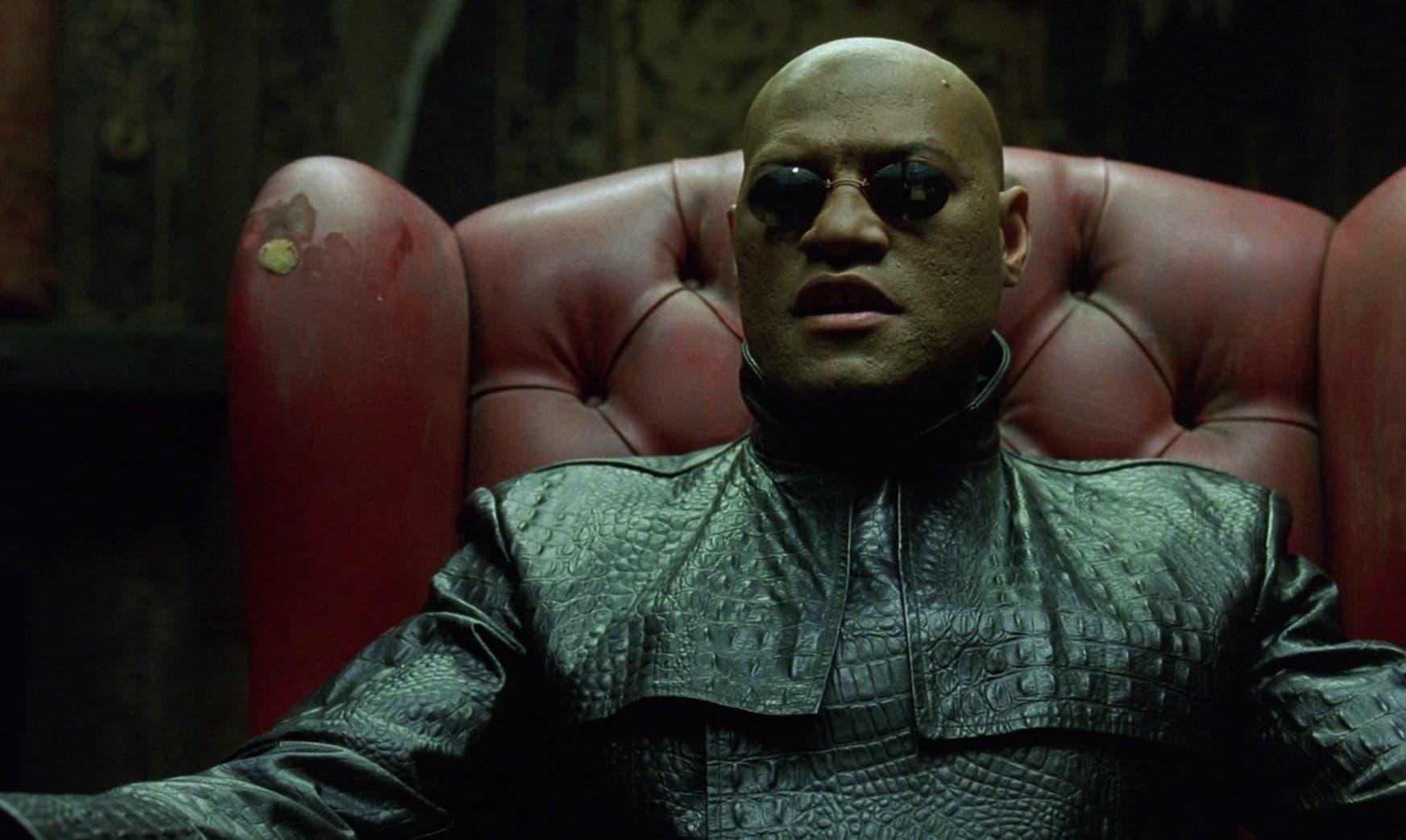Laurence Fishburne Matrix 4 Lana Wachowski