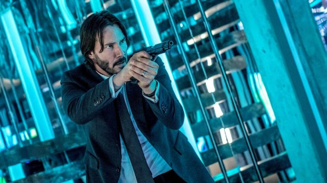 John Wick 5 Matrix Keanu Reeves