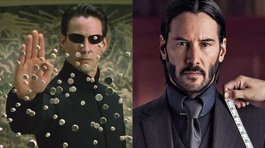 John Wick vs. Neo