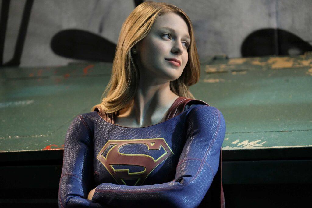 Melissa Benoist Supergirl DC Comics última temporada