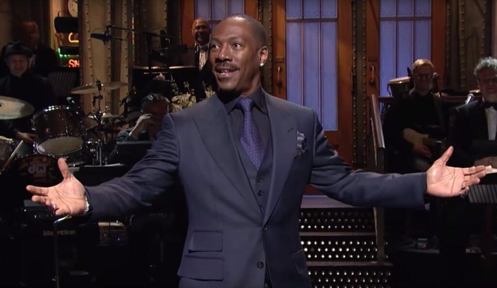 "Eddie Murphy (""Saturday Night Live"")"