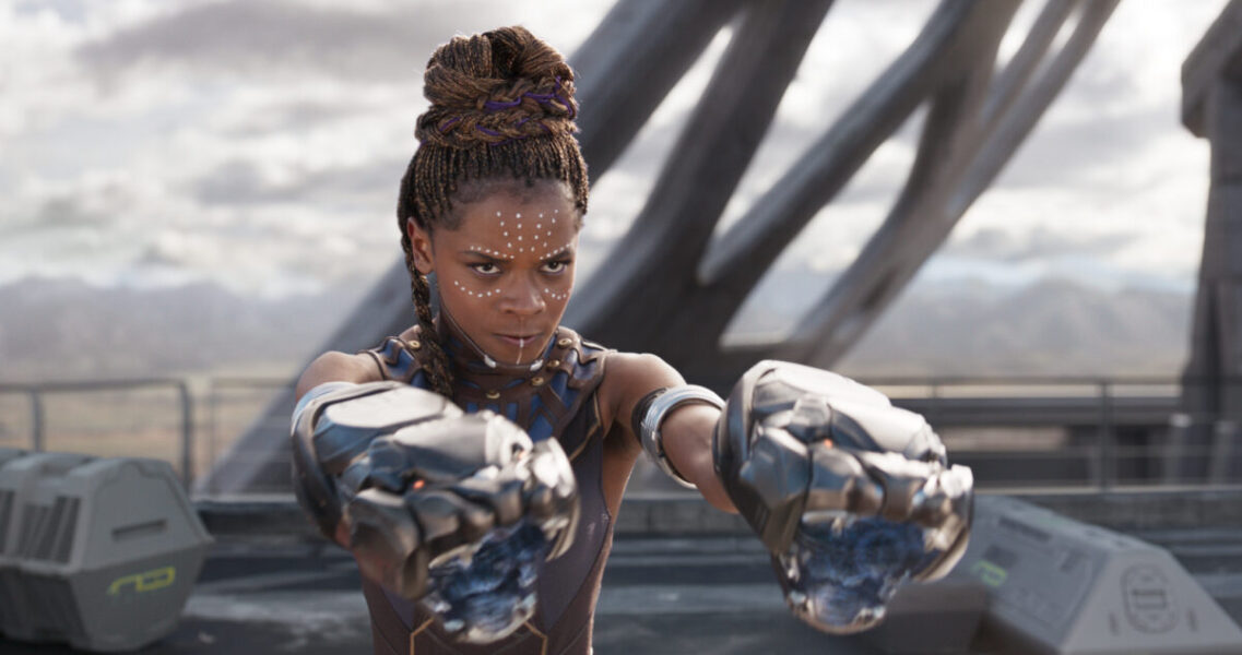 Letitia Wright Black Panther 2 UCM