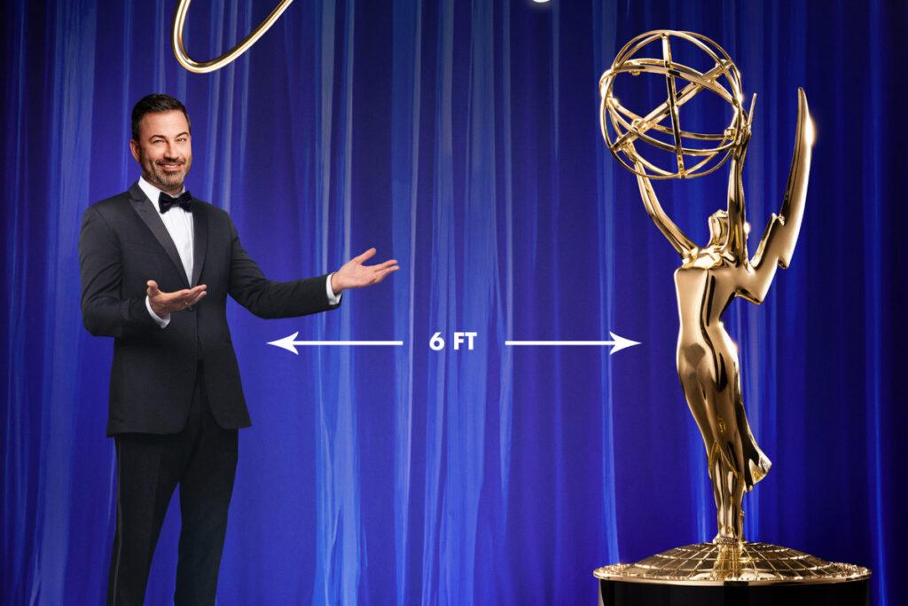 jimmy kimmel premios Emmy 2020