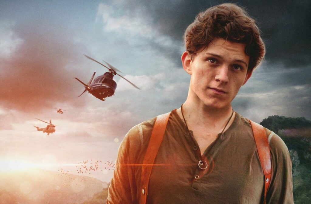 """Tom Holland """"Uncharted"""""""