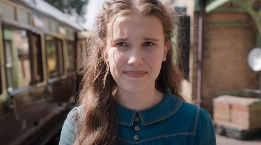 Enola Holmes 2 Millie Bobby Brown Netflix