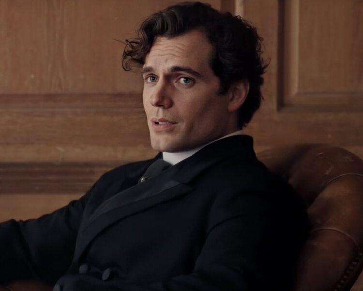 Henry Cavill Enola Holmes Netflix Sherlock Holmes