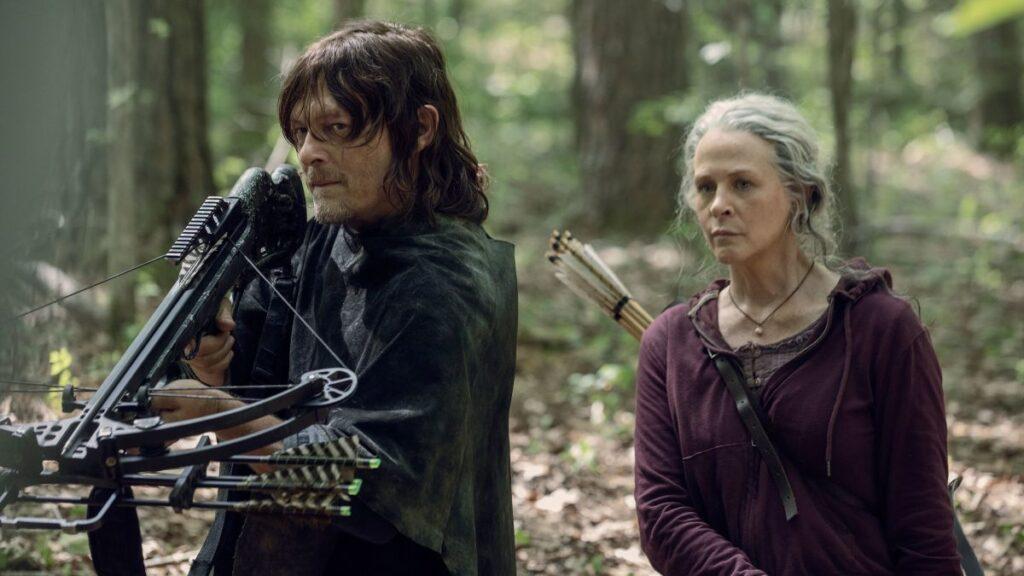 The Walking Dead AMC Spin off Temporada 11