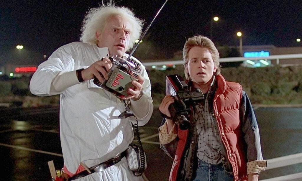 Volver al Futuro 4 Michael J. Fox